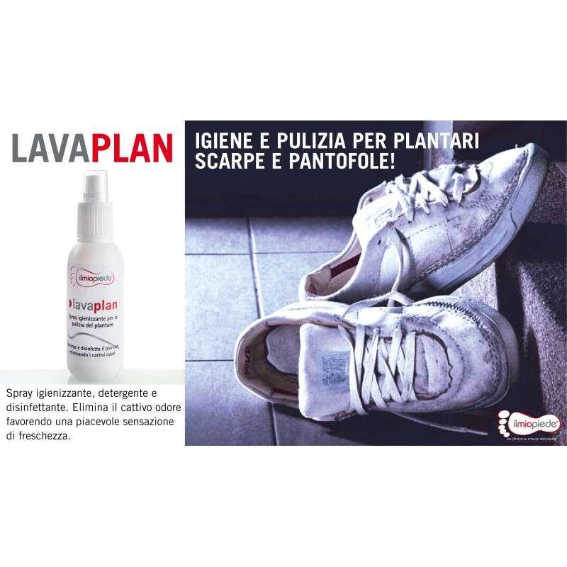 LAVAPLAN - pulizia e igiene del plantare e della scarpa