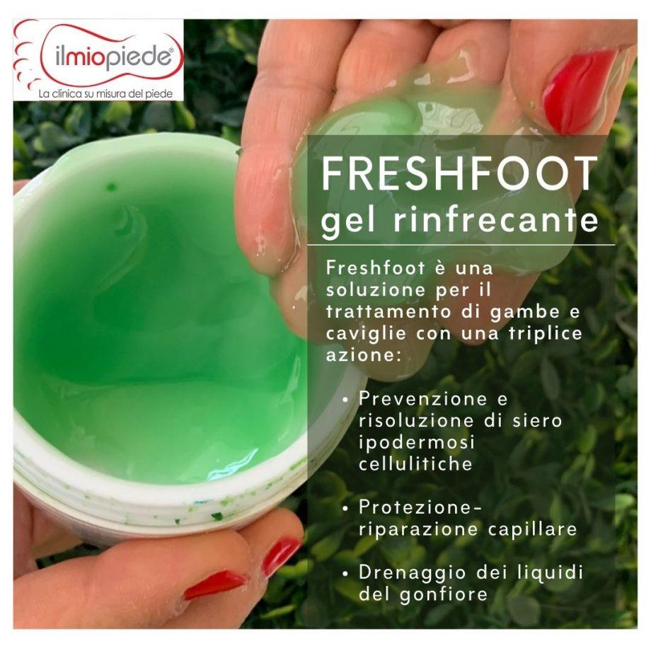Freshfoot - Gel Rinfrescante Per Piedi, Gambe e Caviglie 3