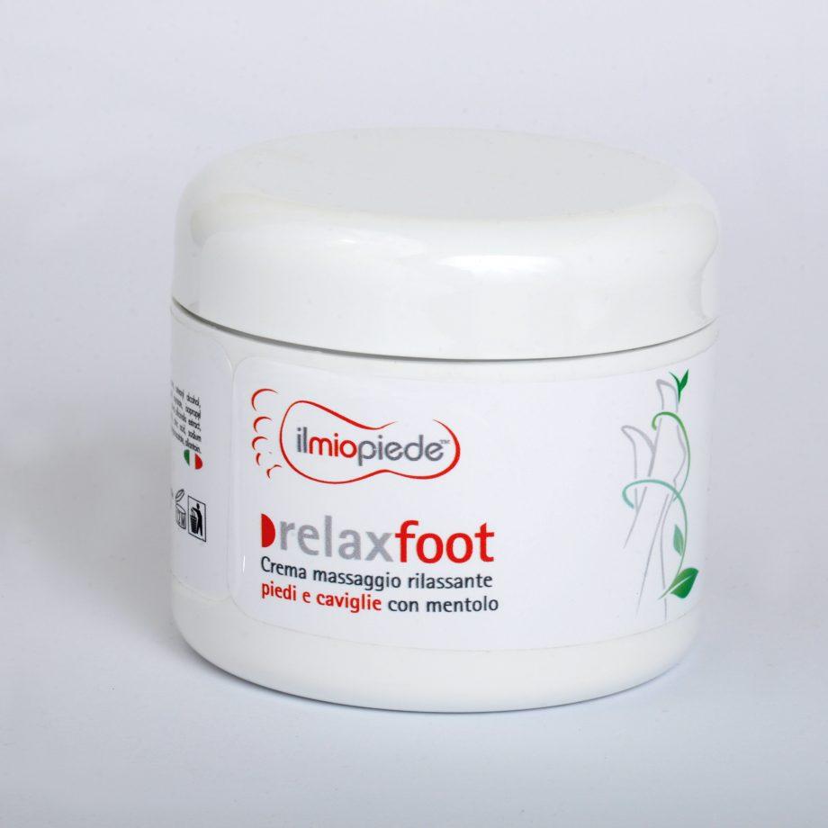 RELAXFOOT - Crema Massaggio Piedi E Caviglie 1