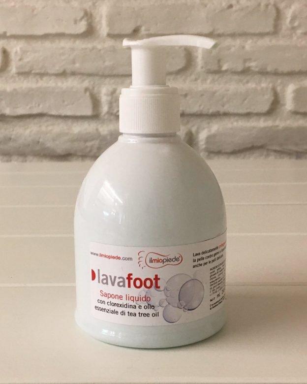 Lavafoot Mani e Piedi, Sapone liquido igienizzante 2