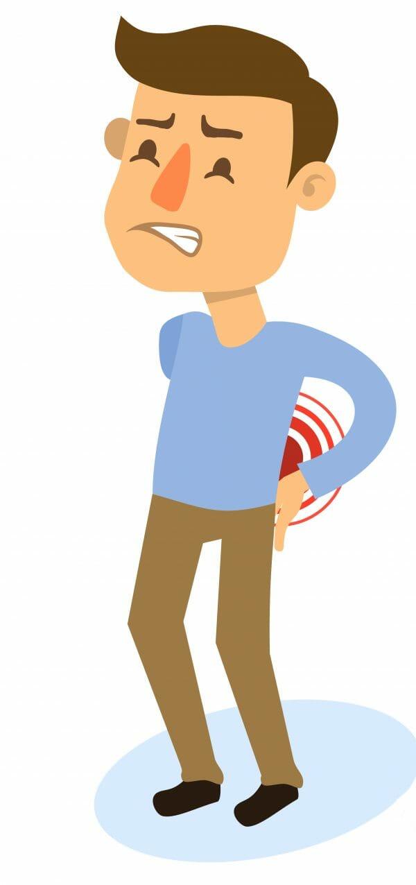 Aiutano ad evitare mal di schiena