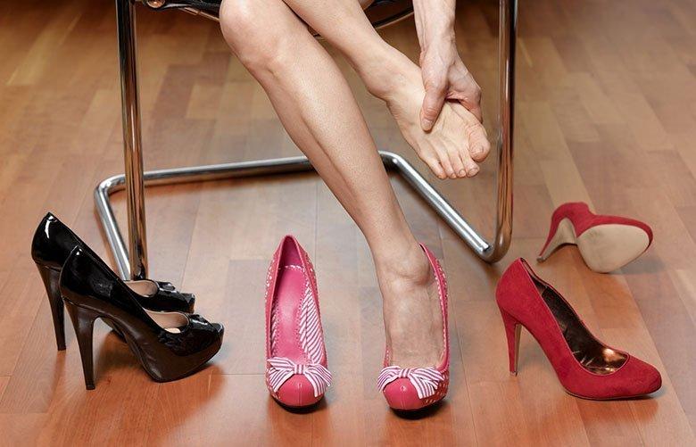 scarpe alluce valgo
