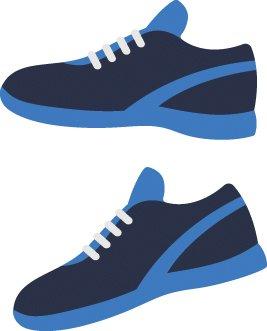 scarpe e plantari