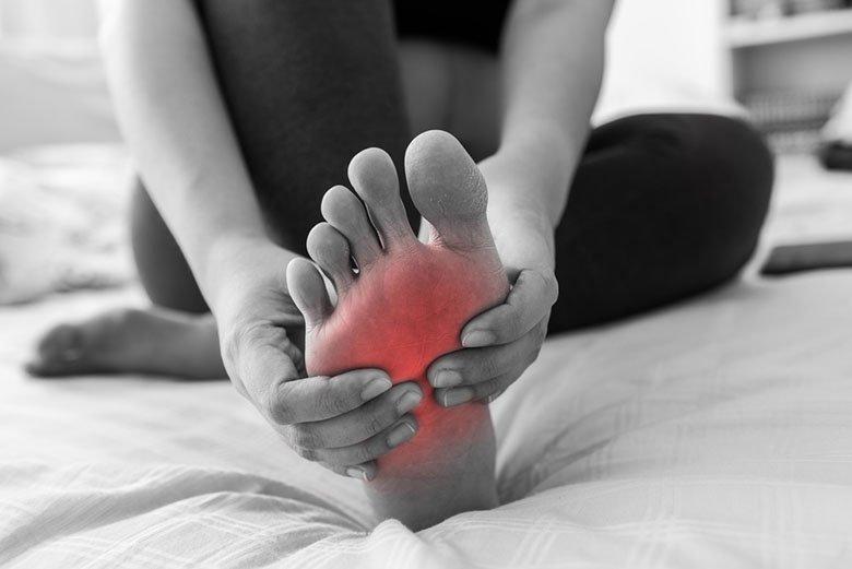 sintomi metatarsalgia
