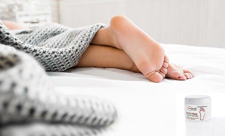 Sudore dei piedi