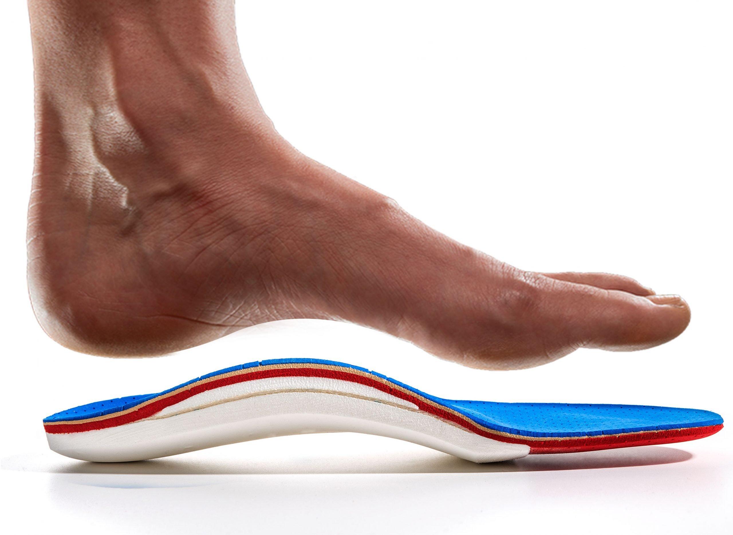 Mal di schiena: può partire dal piede 1