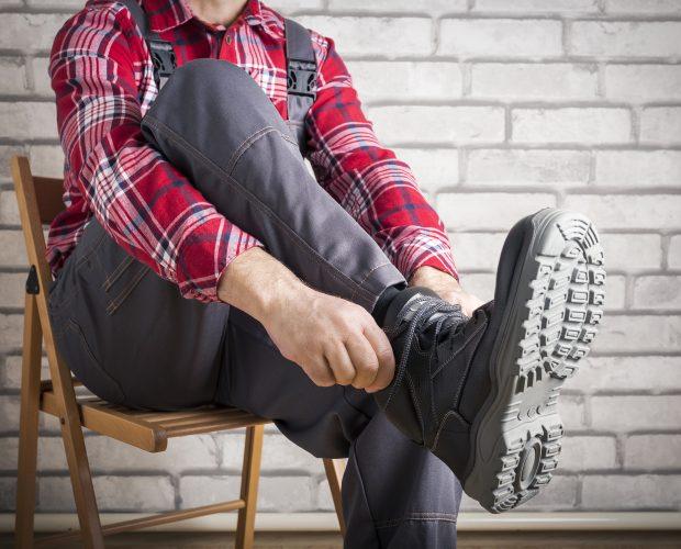 Scarpe Antinfortunistiche: come assicurare un corretto appoggio plantare 1